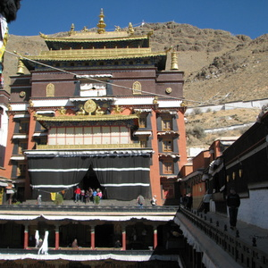 Tibet med Swed-Asia Travels